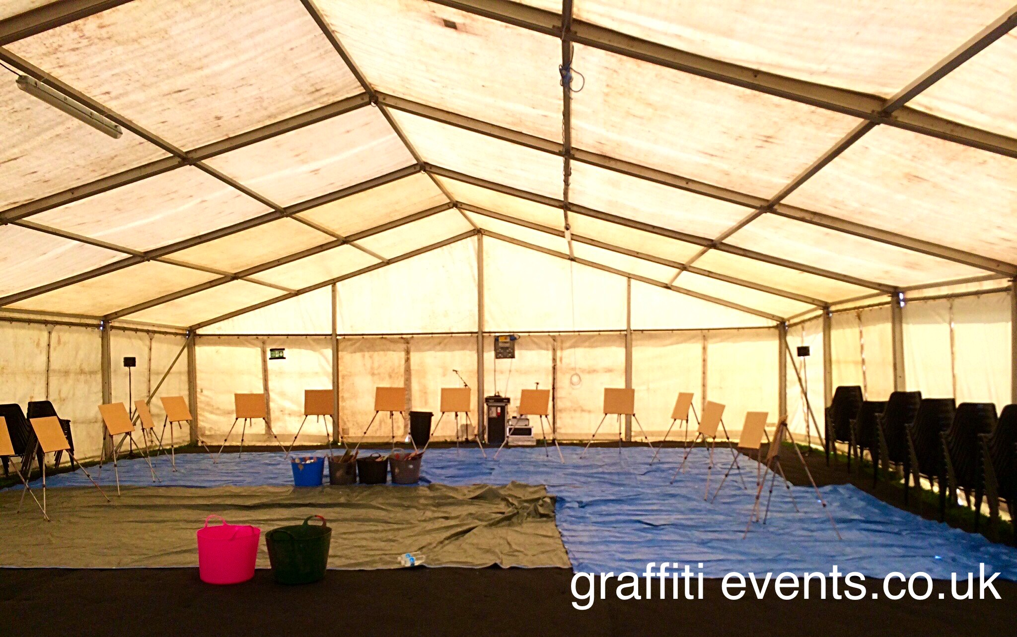 Conference Marquees